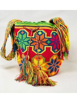 Bolso Wayúu Color