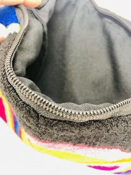 Clutch Wayuu Negro
